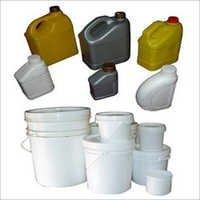 Lubricant Oil Plastic Bottles