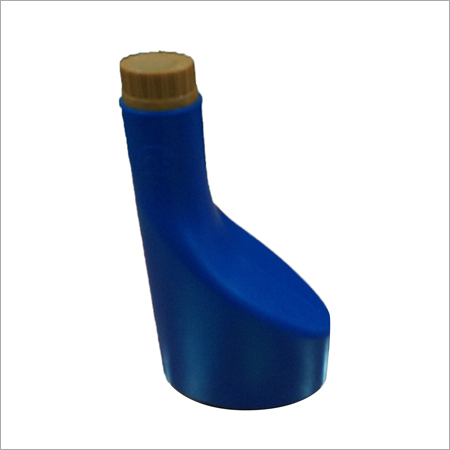 Lubricant Oil Bottle