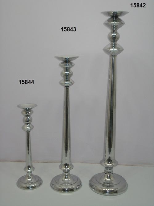 Aluminum Votive Candle Holder