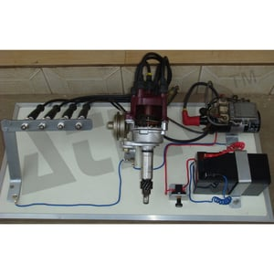Demonstration Board Of Ignition System
