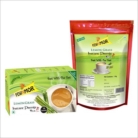 Lemon Grass Instant Tea Premix