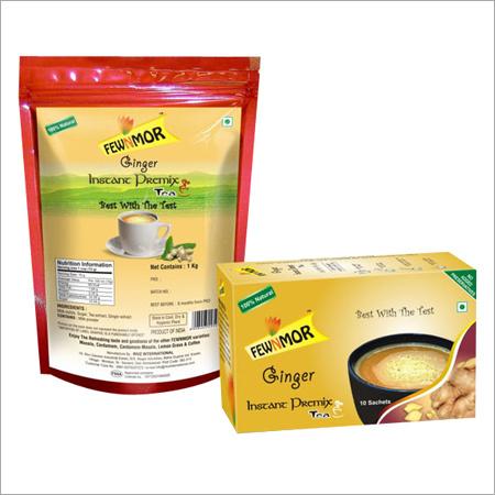 Ginger Instant Premix Tea