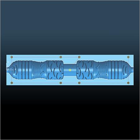 Water Bottle Preform Mold