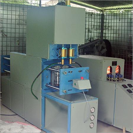 Automatic Pet Blow Moulding Machine