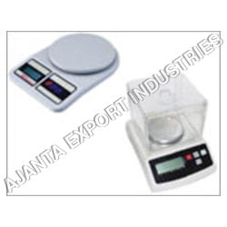 Digital Balances Instrument