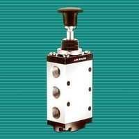 3/2 & 5/2 Push Pull & Push Button Valves