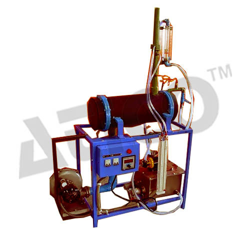 Shell And Tube Heat Exchanger Air Water Type