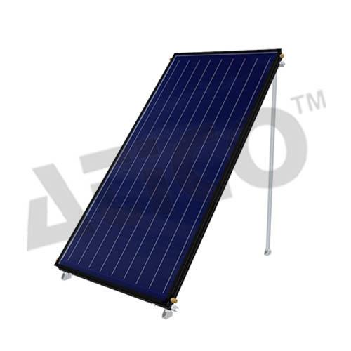 Solar Flat Collector Efficiency Measurement