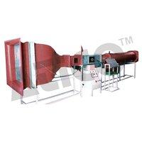 Wind Tunnel Trainer Equipment