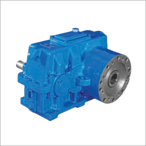 Extruder Duty Helical Gear box