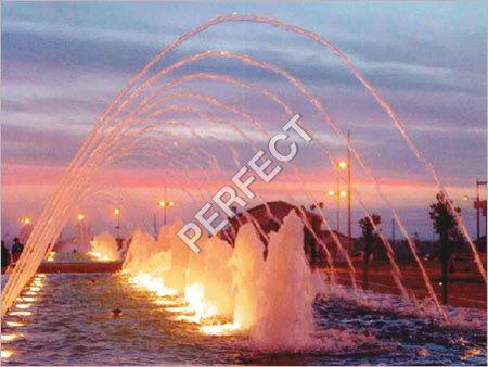 Cascade Jet Fountain