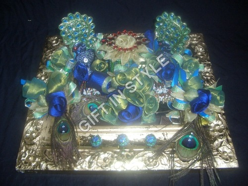 Wedding Decorative Ring Tray