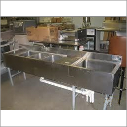 Used Stainless Steel Sink Tables