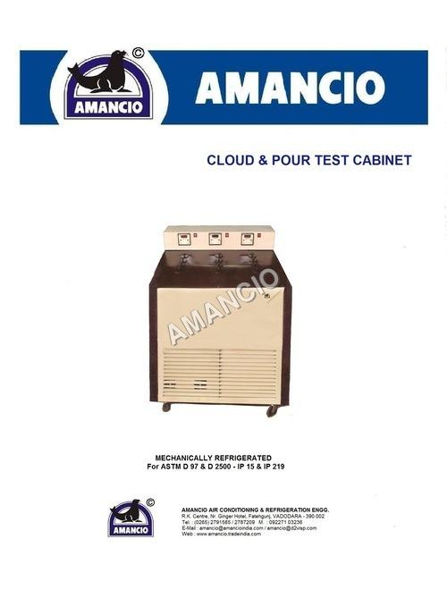 Cloud Pour Point Apparatus