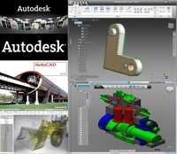 Auto CAD Advanced Mechanical Training