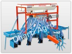 TRACTOR OPERATED AUTO. SEED CUM FERTILIZER DRILL