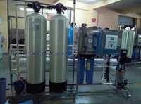 RO Water Softener Plant
