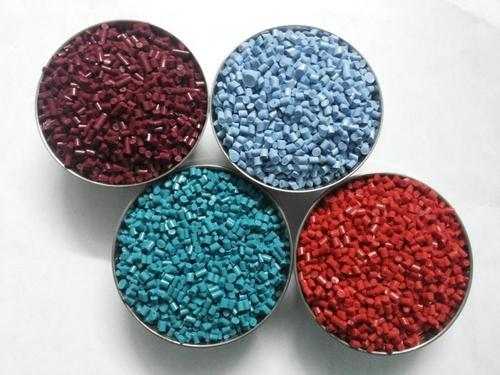 Multicolor ABS Granules