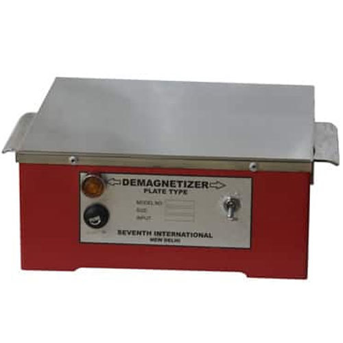 Plate Type Demagnetizers