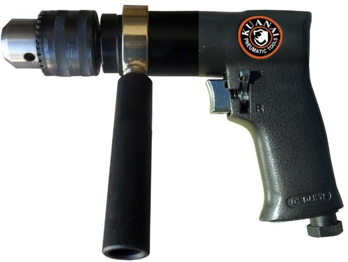 Industrial Pistol Type Air Drill High Power