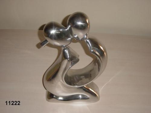Aluminium Statue