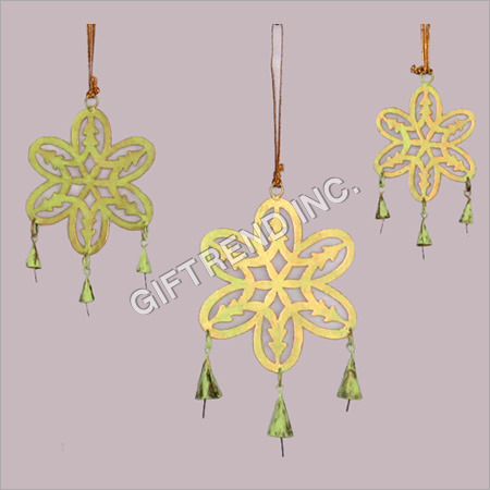 Flower Hanging Bell