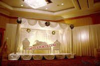 English Wedding Love Stage