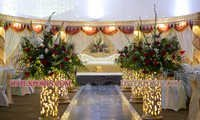 Latest Walima Stage Set