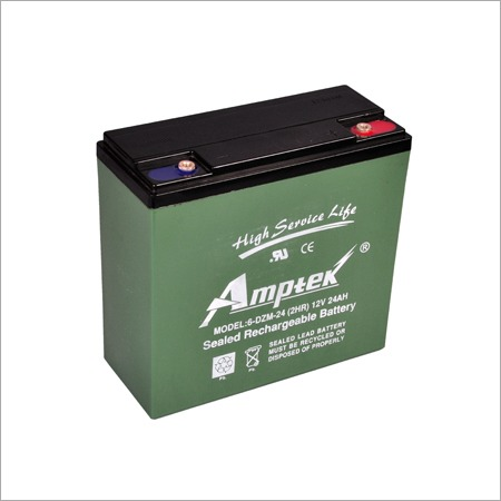 SMF E Bike Battery 12V24AH