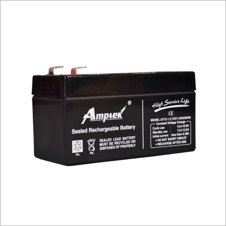 SMF Industrial Battery 12V1.3AH