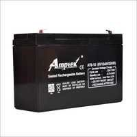 SMF Industrial Battery 6V10AH