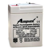 Smf Industrial Battery 6v4.5ah Std