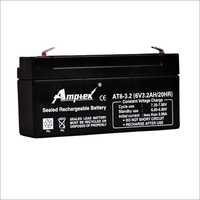 SMF Industrial Battery 6V3.2AH