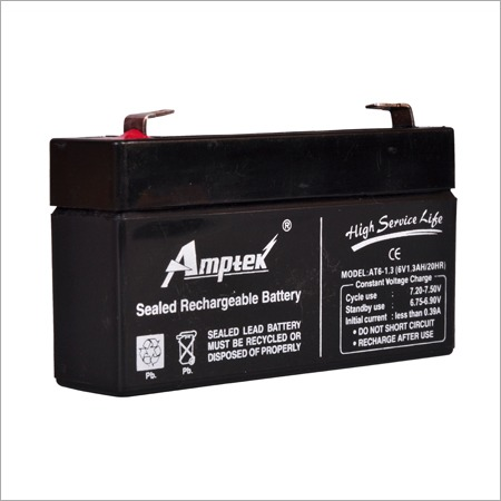 SMF Industrial Battery 6V1.3AH