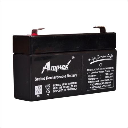 SMF Industrial Battery 6V1.3AH