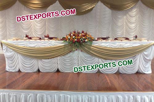 Wedding Stylish Backdrop Set