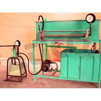 Pipe Pressure Test Apparatus
