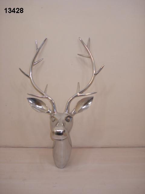 Aluminium Head with horn