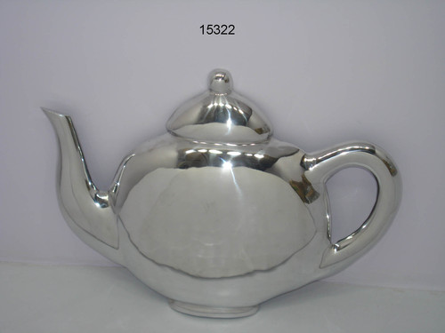Aluminium Teapot large hanging