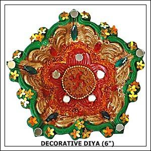 Decorative Big Diya