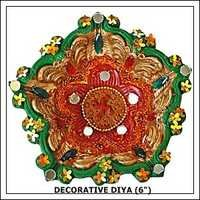 Decorative Big Diya