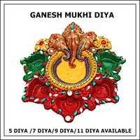 Ganesh Mukhi Diya