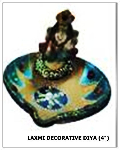 Laxmi Decorative Diya