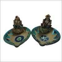 Laxmi Ganesh Diya