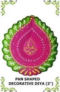 Pan Shaped Decorative Diya