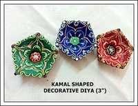 Kamal Shaped Decorative Diya