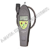Ambient CO & Combustible Gas Leak Detector