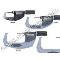 Absolute Digimatic Micrometers
