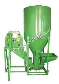 Feed mixer & Grinder