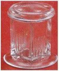 COPLIN STAINING JAR, GLASS, STUDENT'S